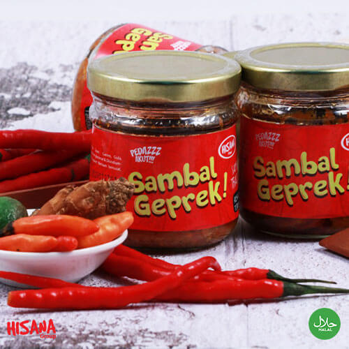 SAMBAL GEPREK 2